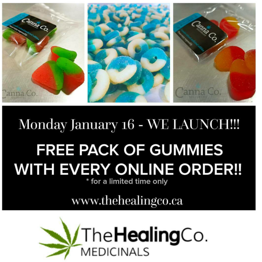 The Healing Co is launching our new website!
