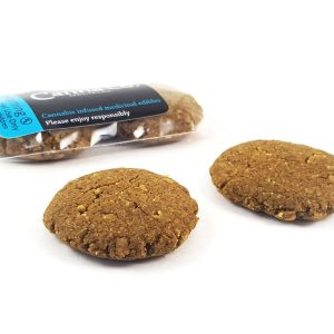 Cinnamon & Oat Breakfast Cookies by Canna Co Medibles