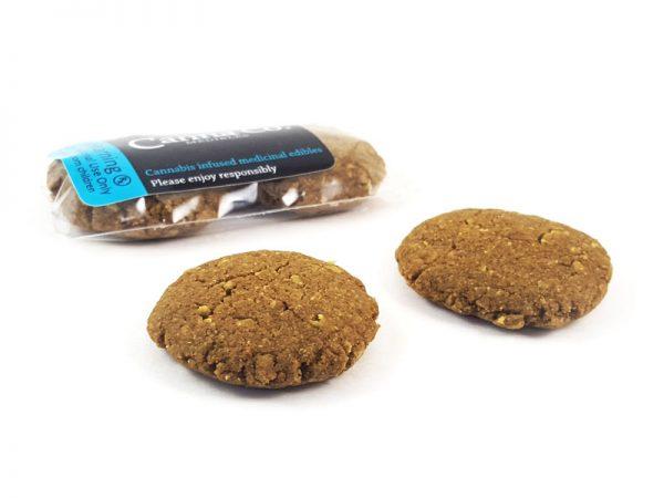 Cinnamon & Oat Breakfast Cookies by Canna Co Medibles