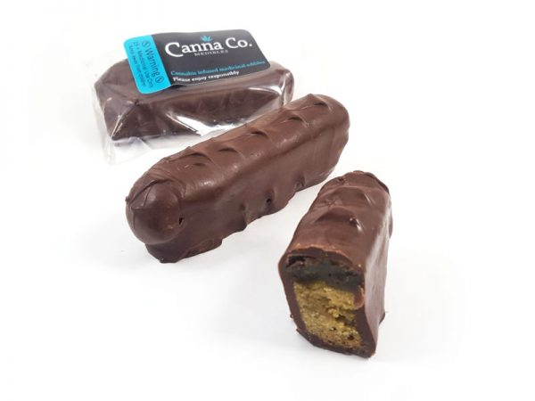 Caramel Cookie Bar by Canna Co Medibles