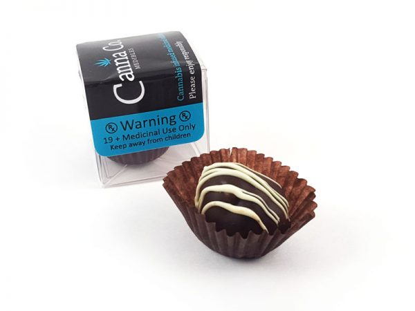 Bailey's Fudge Truffle by Canna Co Medibles