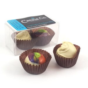 Pumpkin Spice Truffles by Canna Co Medibles
