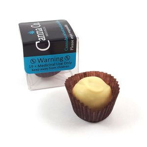 Vanilla Chai Tea Truffle by Canna Co Medibles