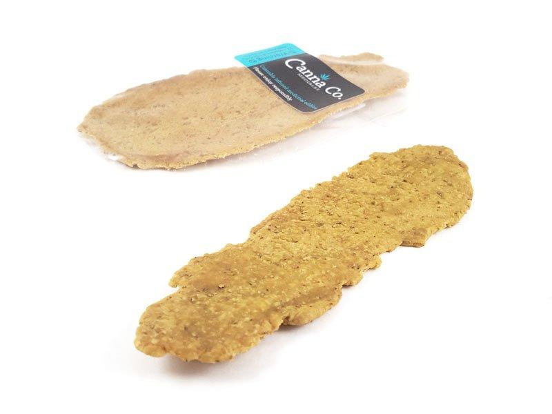 Rosemary & Sea Salt Flatbread Crackers - The Healing Co.