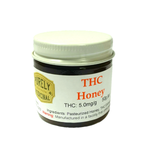 THC Honey by Purely Medicinal
