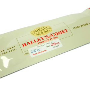 Halley's Comet Phoenix Tears by Purely Medicinal