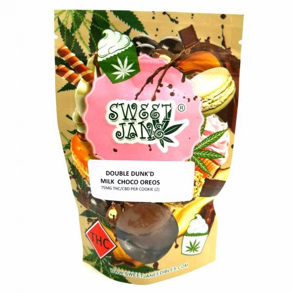Sweet Janes Milk Chocolate Covered Oreos