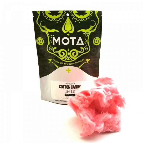 Cotton Candy by Mota
