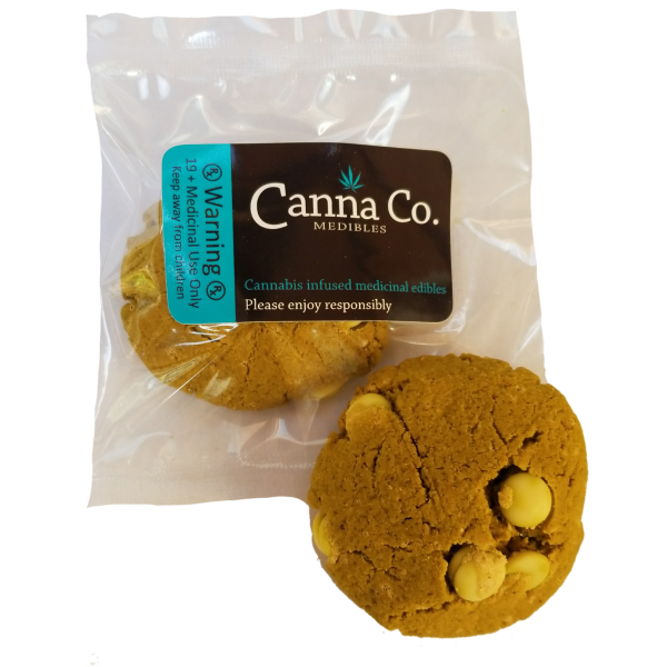 Sleepy Time Gluten Free Cookie by Canna Co Medibles