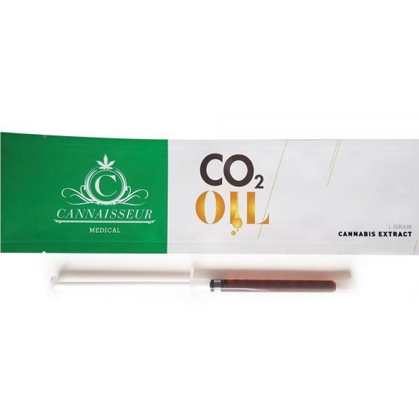Cannaisseur CO2 Oil