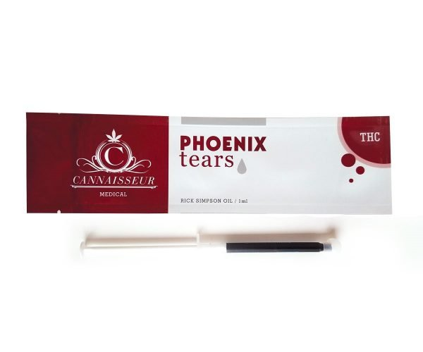 Cannaisseur Phoenix Tears