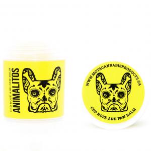 Animalitos CBD Nose and Paw Balm by Mota