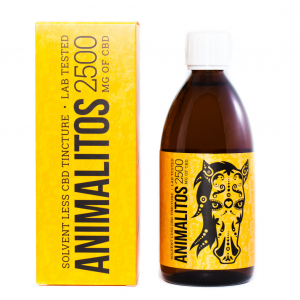 Animalitos CBD Horse Tincture by Mota