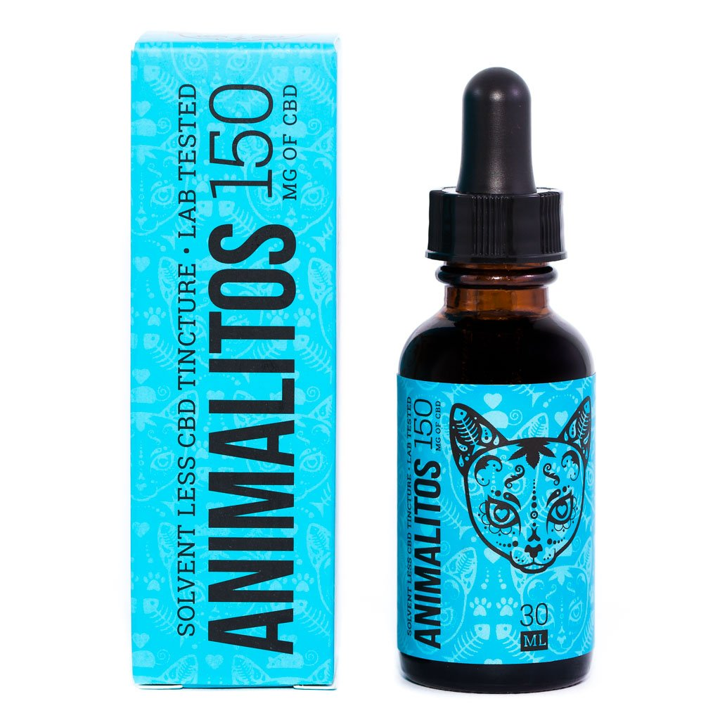 Animalitos Cat Tincture by Mota