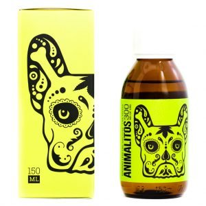 animalitos cbd dog tincture by mota