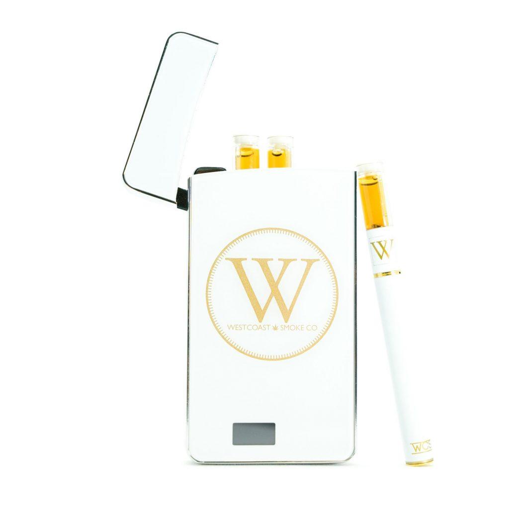 The Executive By Westcoast Smoke Co White