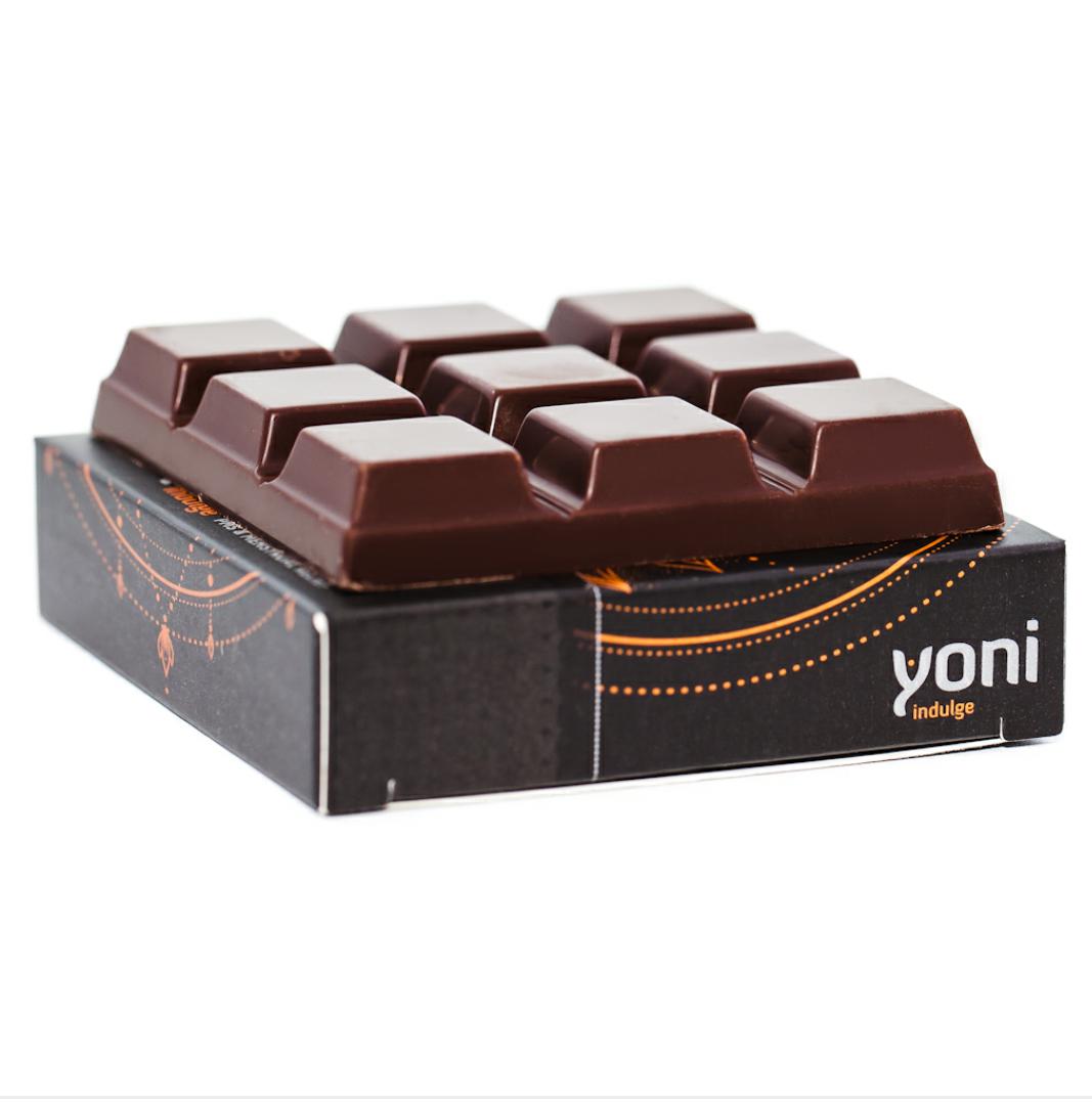 Yoni Indulge Chocolate Bar by Mota