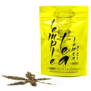 Temple Tea CBD by Mota