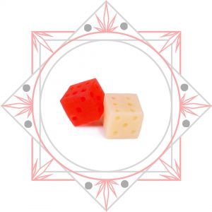 Lucky Dice Gummies by SeC