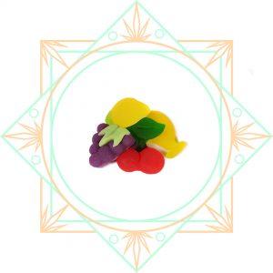 Fruit Salad Gummies by SeC