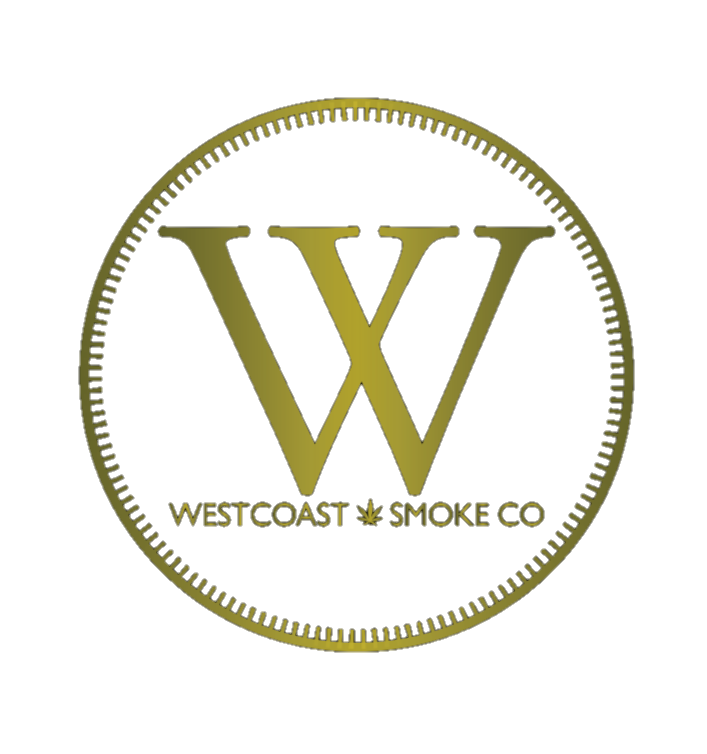 westcoast smoke co gold logo