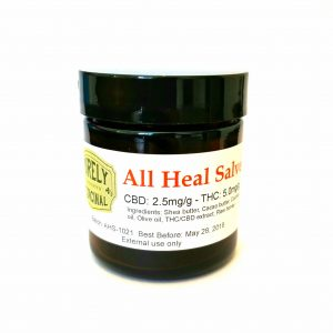 All Heal Salve by Purely Medicinal