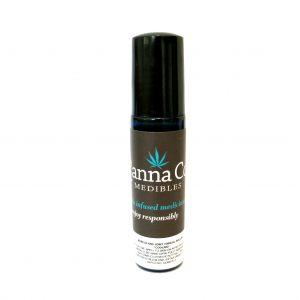 Muscle and Joint Warming Topical Roller by Canna Co Medibles
