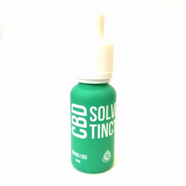 CBD Solvent Free Tincture by Miss Envy