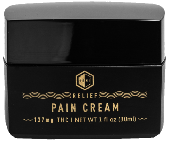Pain Cream by Omni Botanicals