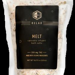 Melt Bath Salts by Omni Botanicals