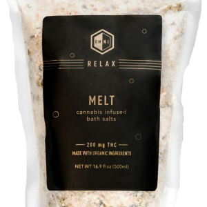Melt Bath Salts by Omni Botanicalsmedical cannabis medical marijuana products