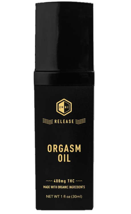 Orgasm Oil by Omni Botanicals