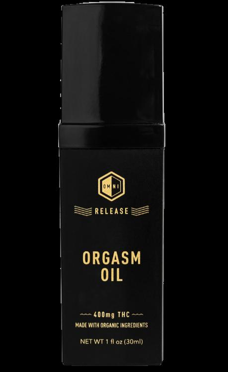 Orgasm Oil by Omni Botanicals