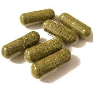 medical cannabis medical marijuana products THC Capsules - THC - The Healing Co