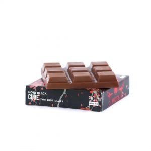 medical cannabis medical marijuana products Mota Black Chocolate Cherry Cube