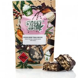 Sweet Jane Hemp Trail Mix Bar – Vegan – THC