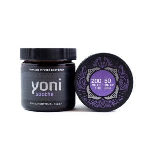 medical cannabis medical marijuana products Soothe Balm - Mota