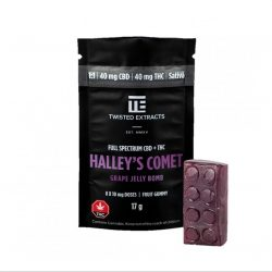 Halleys Comet Grape Jelly Bomb – Twisted Extracts