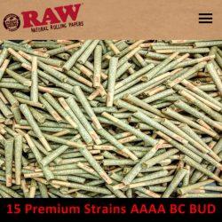 AAAA Premium Prerolls 1 Gram