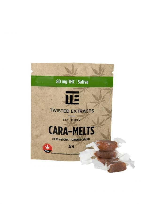 Cara-Melts Sativa - Twisted Extracts