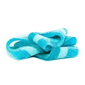Mota Blue Raspberry Sour Belts