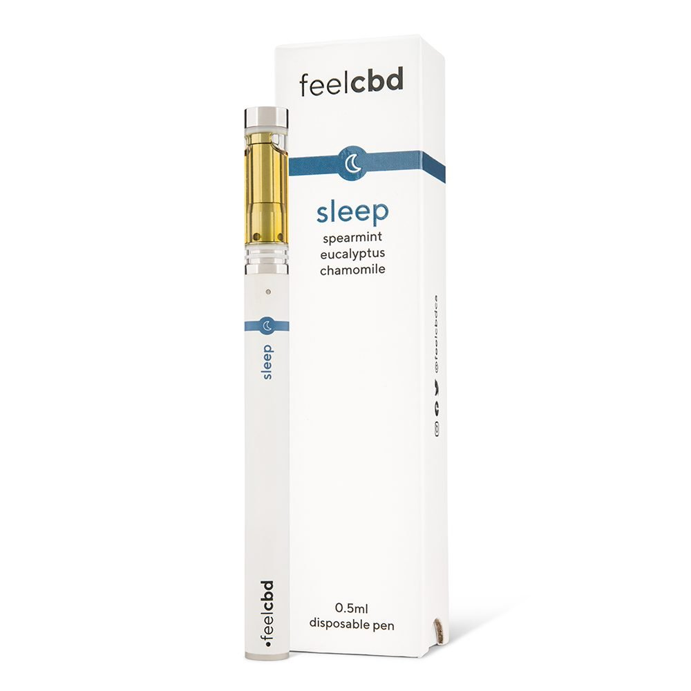 Read more on FeelCBD Sleep