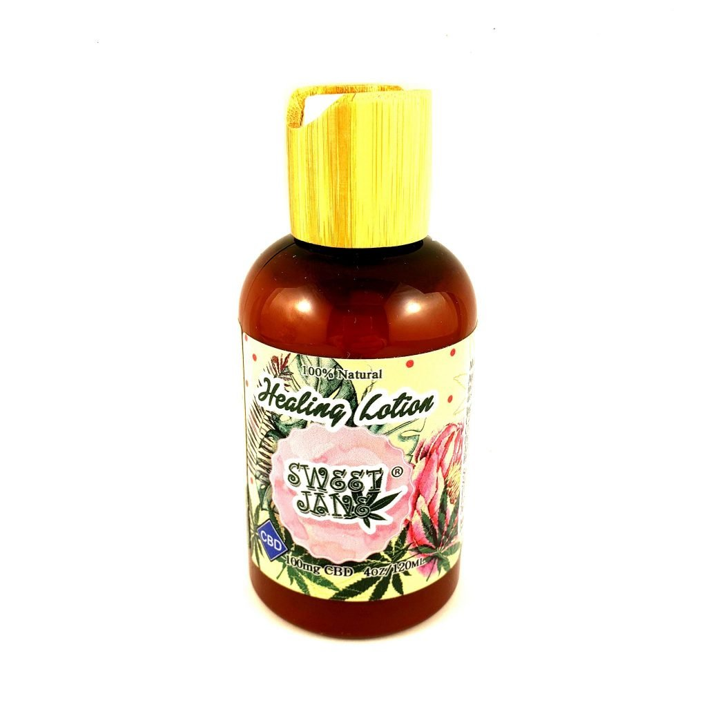 Read more on Sweet Jane Healing Lotion