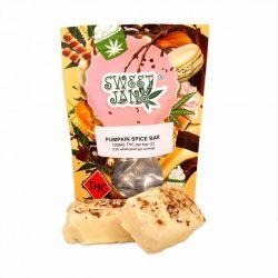 Sweet Jane Pumpkin Spice Bar – 100 mg THC
