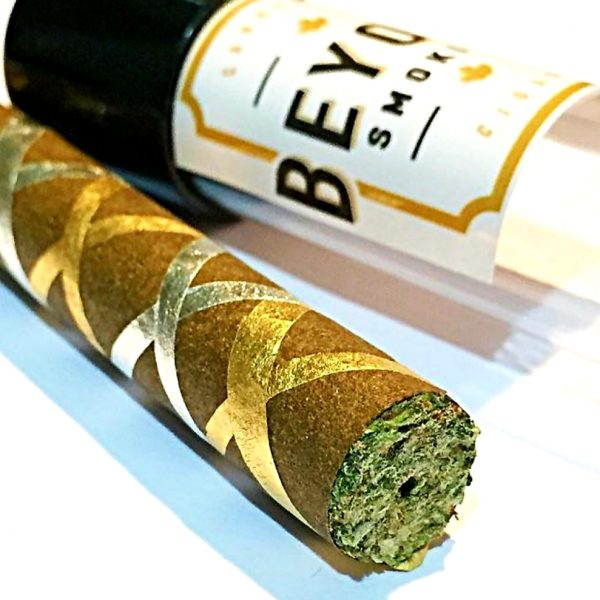 Beyond Smoking Premium Cannabis Cigars