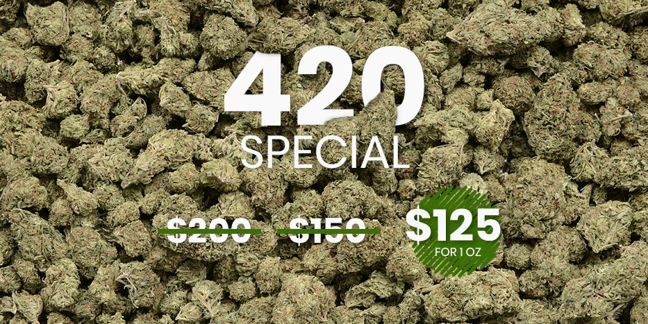 The Healing Co - 420 special