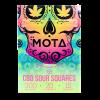 CBD Sour Squares - Mota - Package