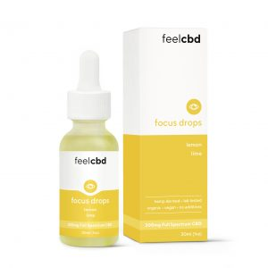 FeelCBD Focus Drops