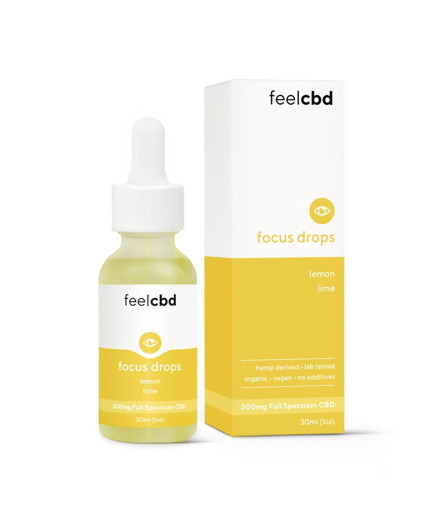 Read more on FeelCBD Focus Drops