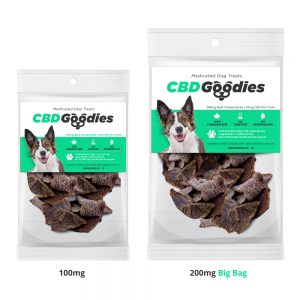CBD Goodies Dog Treats